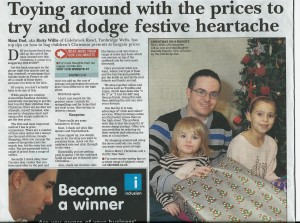 Tunbridge Wells Courier - Skint Dad