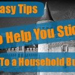 10 Easy Tips To Help You Stick To a Household Budget