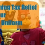 Claiming Tax Relief on your Work Uniform