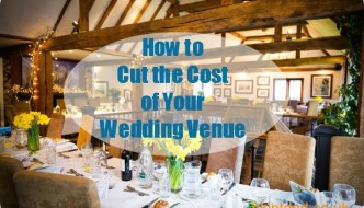 cut the cost of your wedding venue