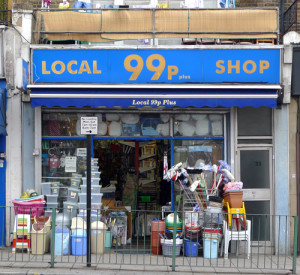 A pound shop can be a utter bargain, right? Well they are if you only need to pop in for one thing but, when hitting the shops, it's easy to get distracted.