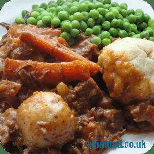 Budget recipe: Beef Stew and Dumplings