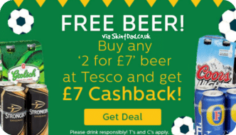 FREE Beer for the World Cup 2014
