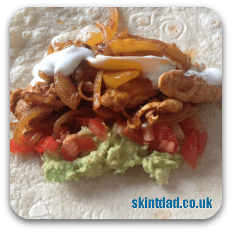 It is very easy to make fajitas and it surprises me that people would cheat at this dinner. This is a quick and tasty meal for a week night that doesn't take long to prepare.