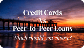 Credit Cards vs Peer-to-Peer Loans | The Skint Dad Blog