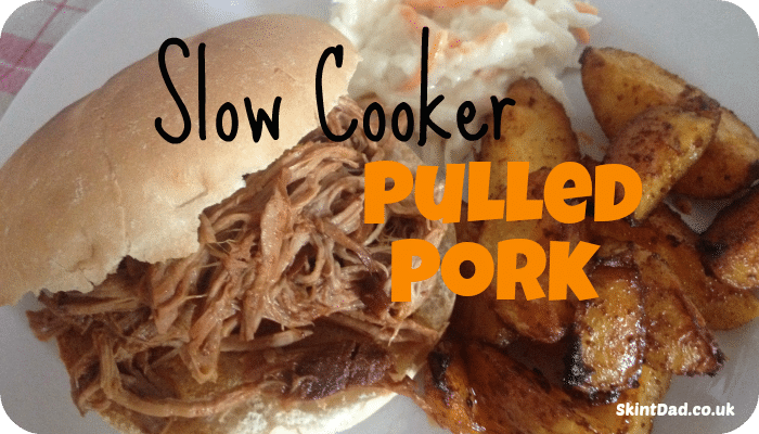 Pulled Pork Recipe | The Skint Dad Blog