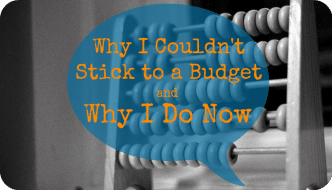 Why I Couldn't Stick to a Budget and Why I Do Now | The Skint Dad Blog