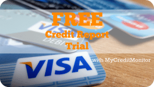 FREE credit report trial