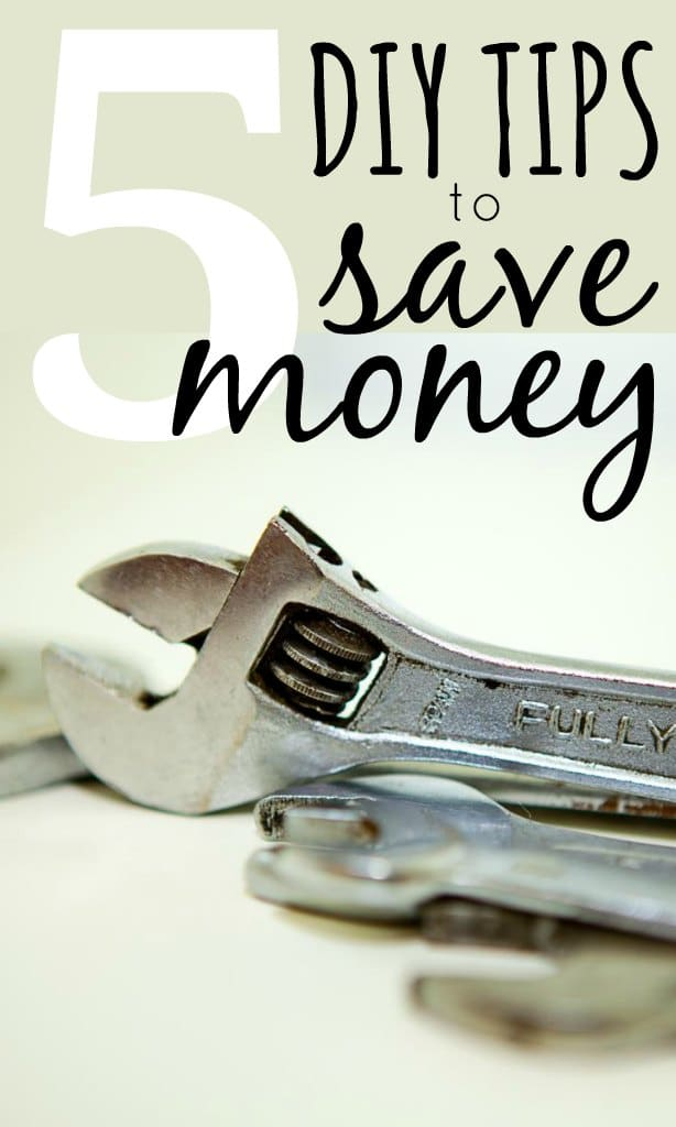 5 DIY tips to save you money on home improvements