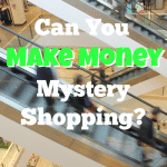 Can You Make Money Mystery Shopping?