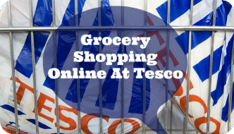 Grocery Shopping Online At Tesco