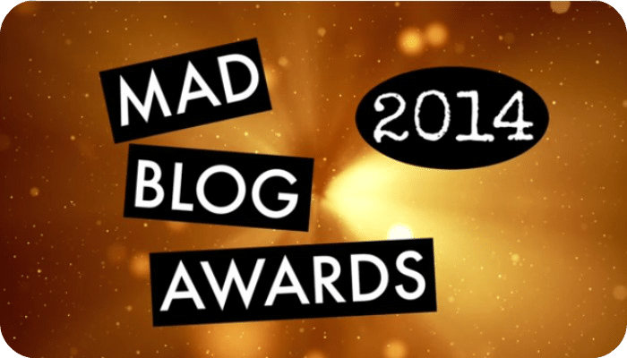 MAD Blog Awards 2014 - The Finals