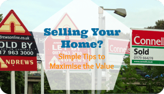 Selling Your Home? Simple Tips to Maximise the Value | The Skint Dad Blog