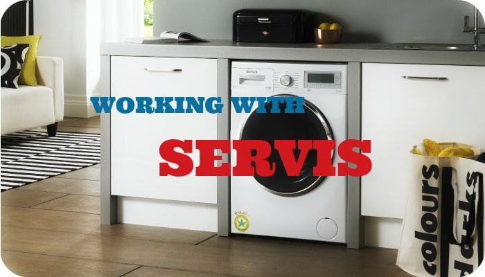 Working with Servis   The Skint Dad Blog