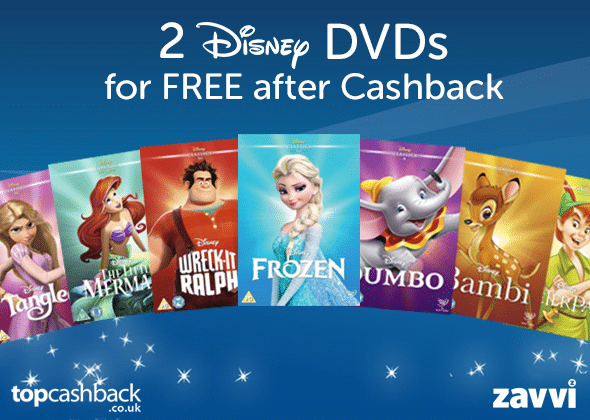 Not One, but Two FREE Disney DVDs - Skint Dad
