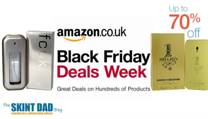 Black Friday Deals On Amazon Fragrances