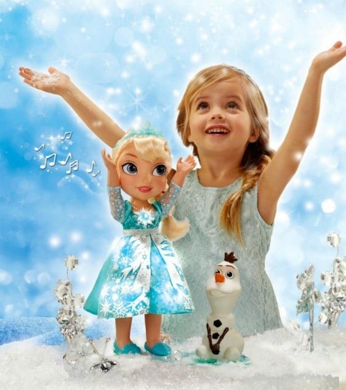Disney Frozen Snow Glow Elsa | The Skint Dad Blog