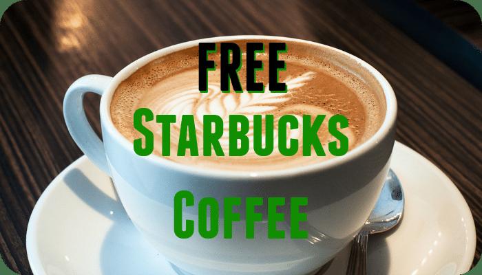 Free Starbucks Coffee after cashback via Topcashback