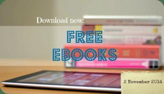Free eBooks from Amazon – 2 November 2014