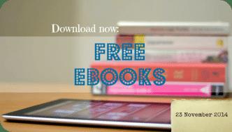 Free eBooks from Amazon – 23 November 2014