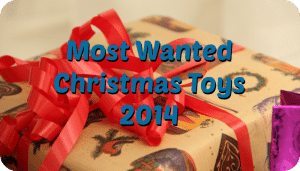 Most Wanted Christmas Toys 2014