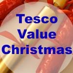 Tesco Value Christmas