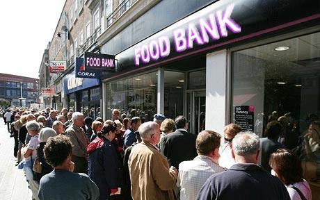 The Rock Church Food Bank
