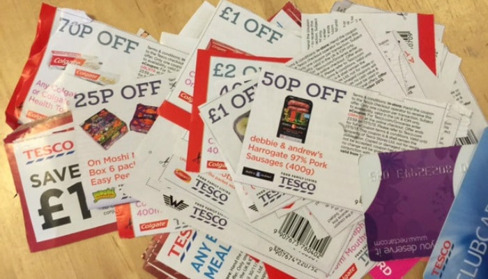 Coupons and vouchers