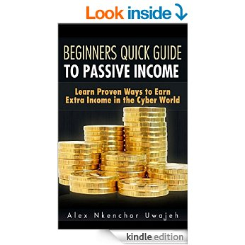 Free eBook - Beginners Quick Guide to Passive Income