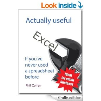Free eBook - Actually useful Excel