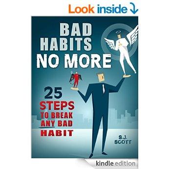 Free eBook - Bad Habits No More
