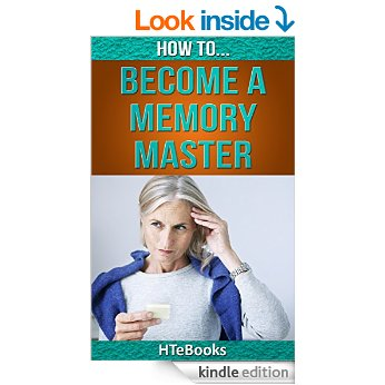 Free eBook - How To Become a Memory Master