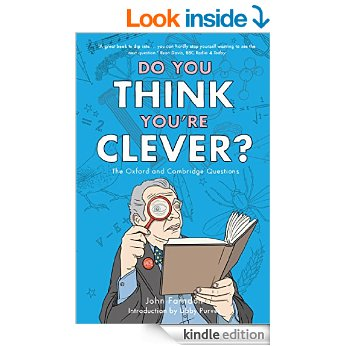 Free eBook - Do You Think You're Clever?