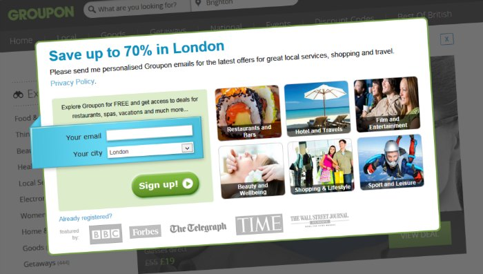 EPIC Groupon Discount Code for 15% Off