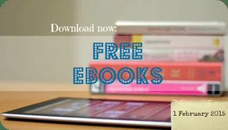 Free eBooks from Amazon - 1 February 2015