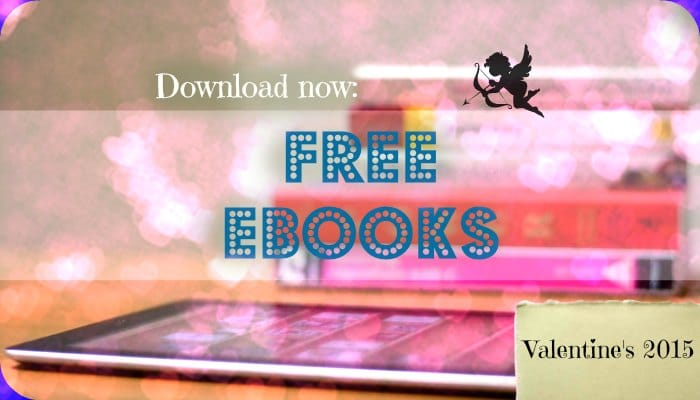 Free eBooks from Amazon for Valentine's Day