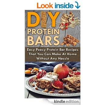 Protein Bars DIY Protein Bars