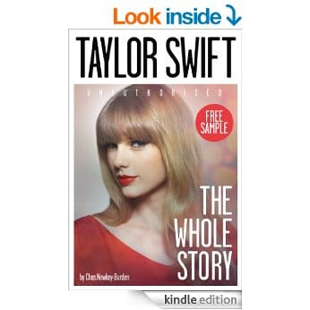 Free eBook: Taylor Swift: The Whole Story FREE SAMPLER