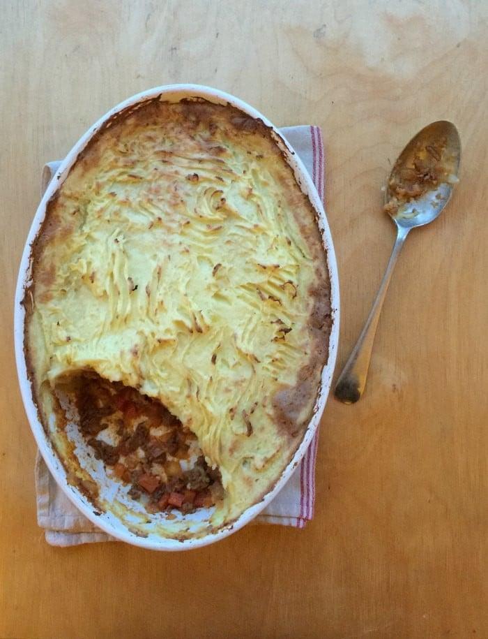 Budget Recipe - Shepherds Pie
