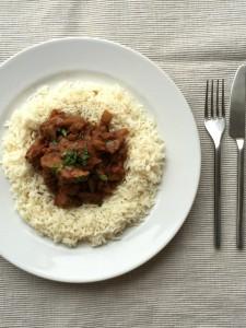 Lamb Bhuna Budget Fakeaway Recipe