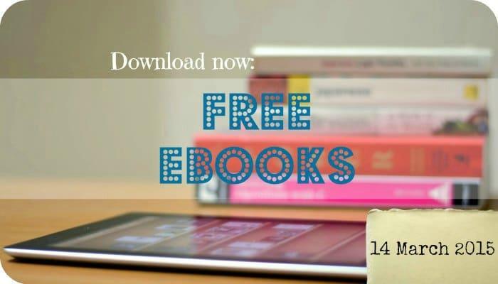 Free eBooks on Kindle on 14 March 2015