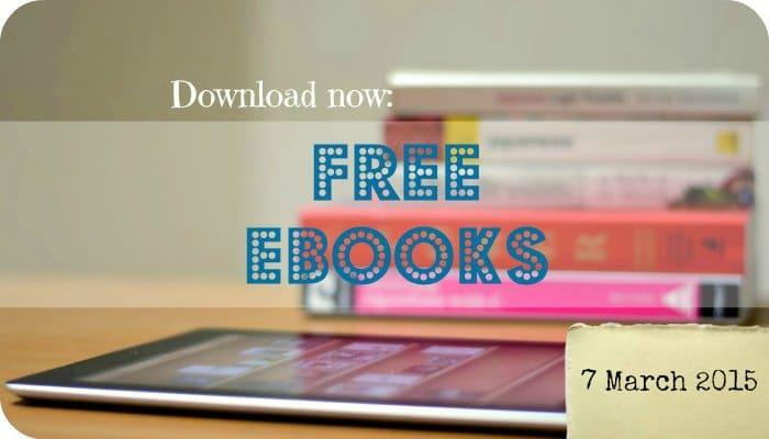 Free eBooks on Kindle on 7 March 2015