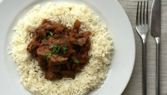 Lamb Bhuna Fakeaway Recipe