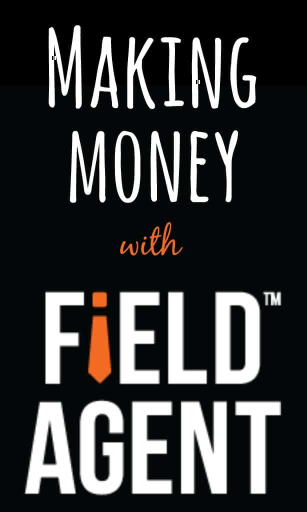 Making Money With The Field Agent App