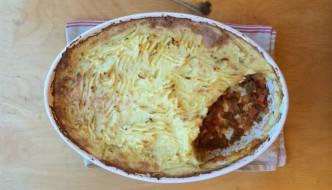 Skint Dad's Budget Shepherd's Pie Recipe