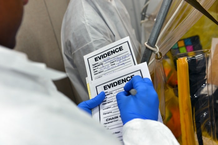 A career as a forensic scientist