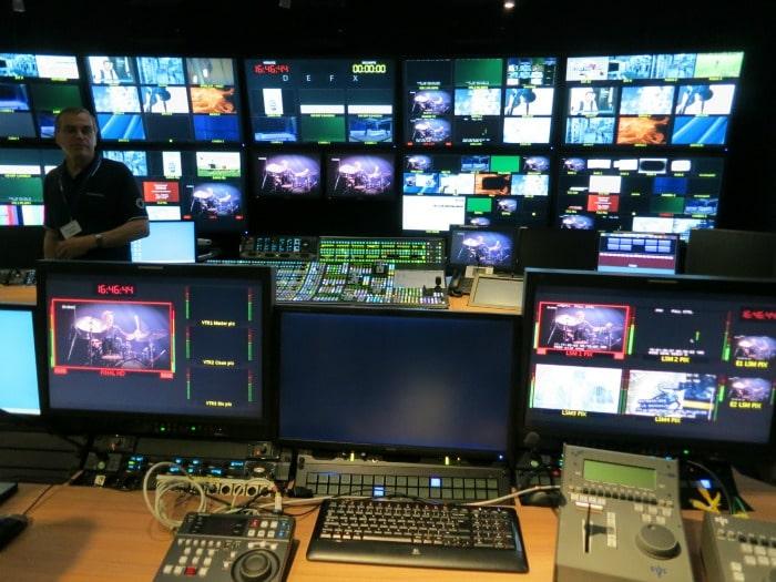 A career as a TV producer