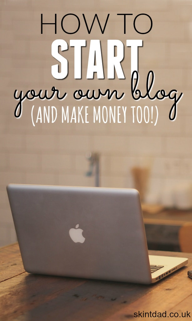 Starting a blog is easy and today I'm going to show you how. From choosing a domain name to installing WordPress, I'm going to share with you the way I did it.
