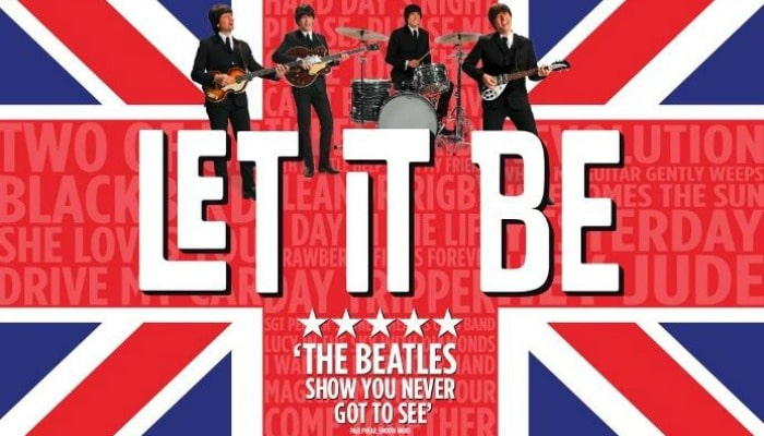 Cheap LET IT BE Tickets at the Garrick Theatre with Groupon
