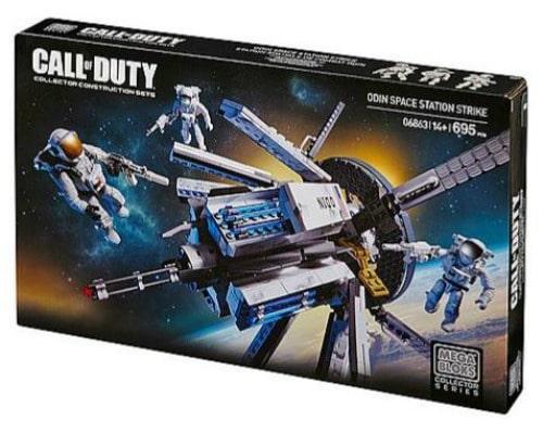 Mega Bloks Call of Duty ODIN Space Station